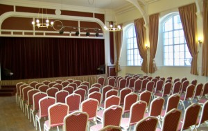 Bakewell's only theatre, with bar and catering.