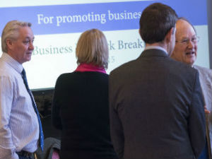 Our Business Breakfast Meetings