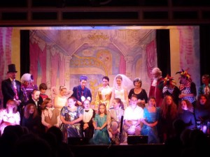 The Shoestring Players' Pantomime