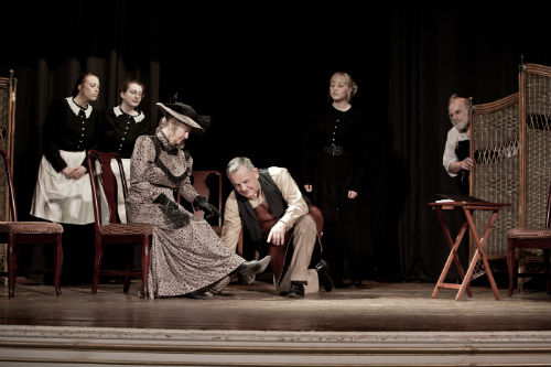 The Chatsworth Players o