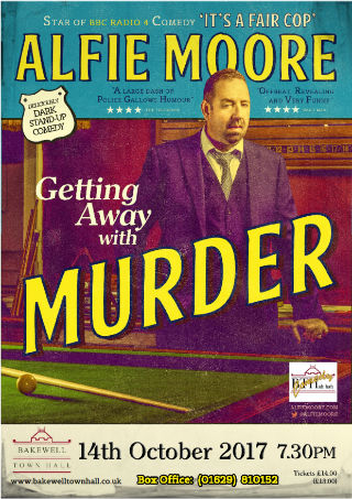 Alfie Moore: Getting Away With Murder