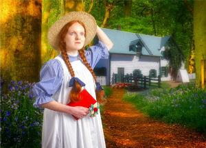 anne of green gables o