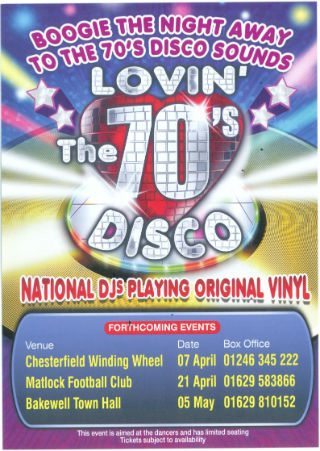 Motown Night 70s special