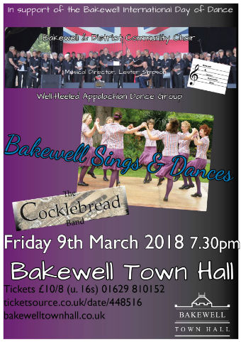 Bakewell Sings & Dances