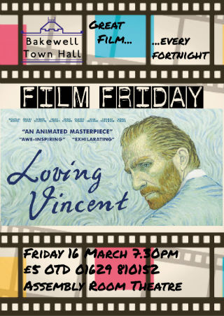 Film Friday: Loving Vincent