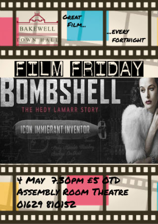 Film Friday: Bombshell: The Hedy Lamarr Story