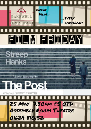 Film Friday: The Post