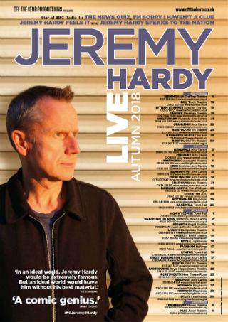 Jeremy Hardy - Live