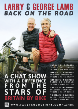 LArry & George Lamb: Back on the Road