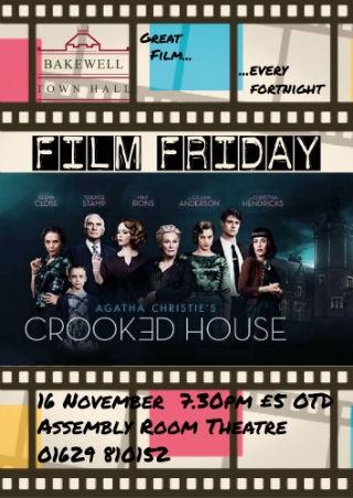 Film Friday: Crooked House