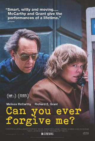 Film Friday: Can You Ever Forgive Me?